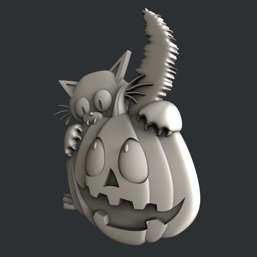P94-2.jpg Download STL file 3d models Halloween • 3D printer design, 3dmodelsByVadim