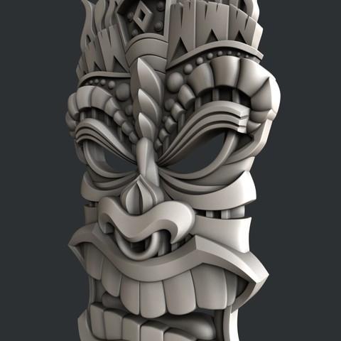P100-2.jpg Download STL file 3d models totem • 3D printing template, 3dmodelsByVadim