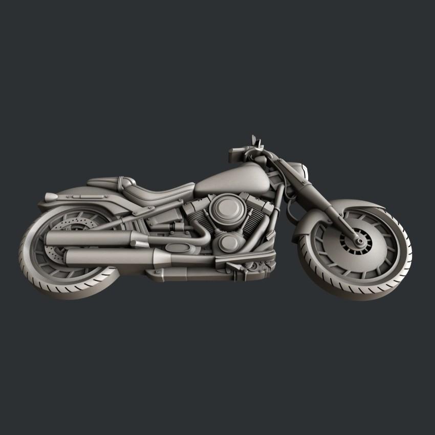 P52-4.jpg Download STL file 3d models motorcycle • 3D printable design, 3dmodelsByVadim