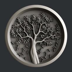 3D printer models tree olive, burcel