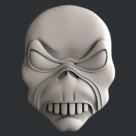 Télécharger plan imprimante 3D masque facial, burcel