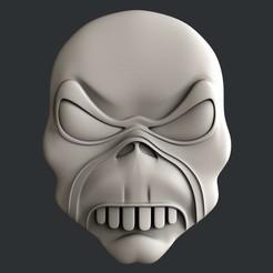 Archivos 3D máscara facial, burcel