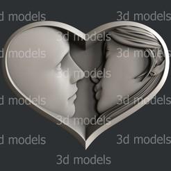 P331a.jpg Download STL file Love2 • 3D printer object, 3dmodelsByVadim