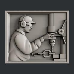 P307.jpg Télécharger fichier STL machiniste • Design pour imprimante 3D, 3dmodelsByVadim
