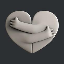 Descargar archivo 3D Amor, 3dmodelsByVadim