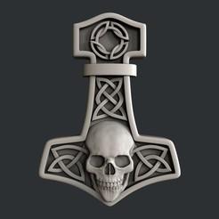 3D printer models Celtic souvenir, burcel