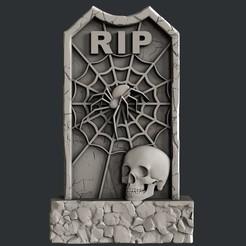 Descargar modelos 3D Lápidas sepulcrales, burcel