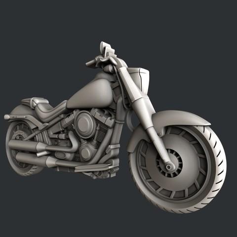 P52-2.jpg Download STL file 3d models motorcycle • 3D printable design, 3dmodelsByVadim