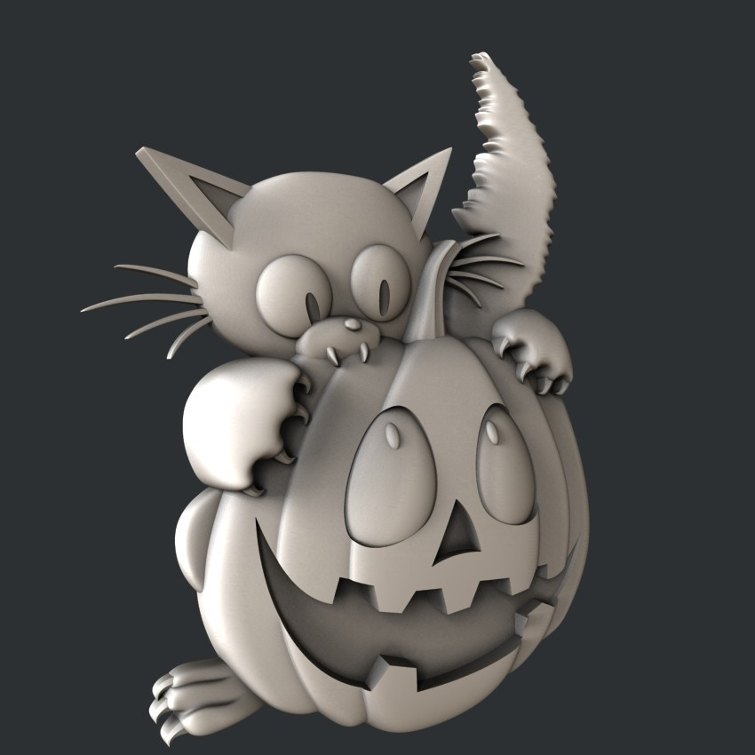P94-1.jpg Download STL file 3d models Halloween • 3D printer design, 3dmodelsByVadim