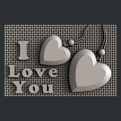Download 3D printer files love, burcel