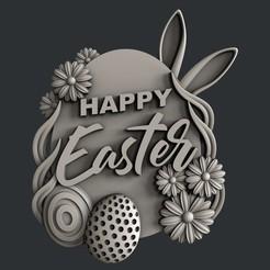 3D printer files Easter, burcel