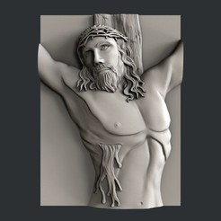 Download 3D printing models Jesus , burcel