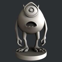 Descargar STL animación de estatuas, burcel