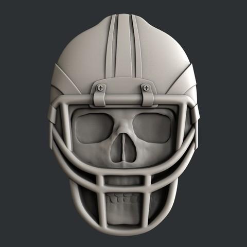 P105f.jpg Download STL file Set American Football • 3D printable model, 3dmodelsByVadim
