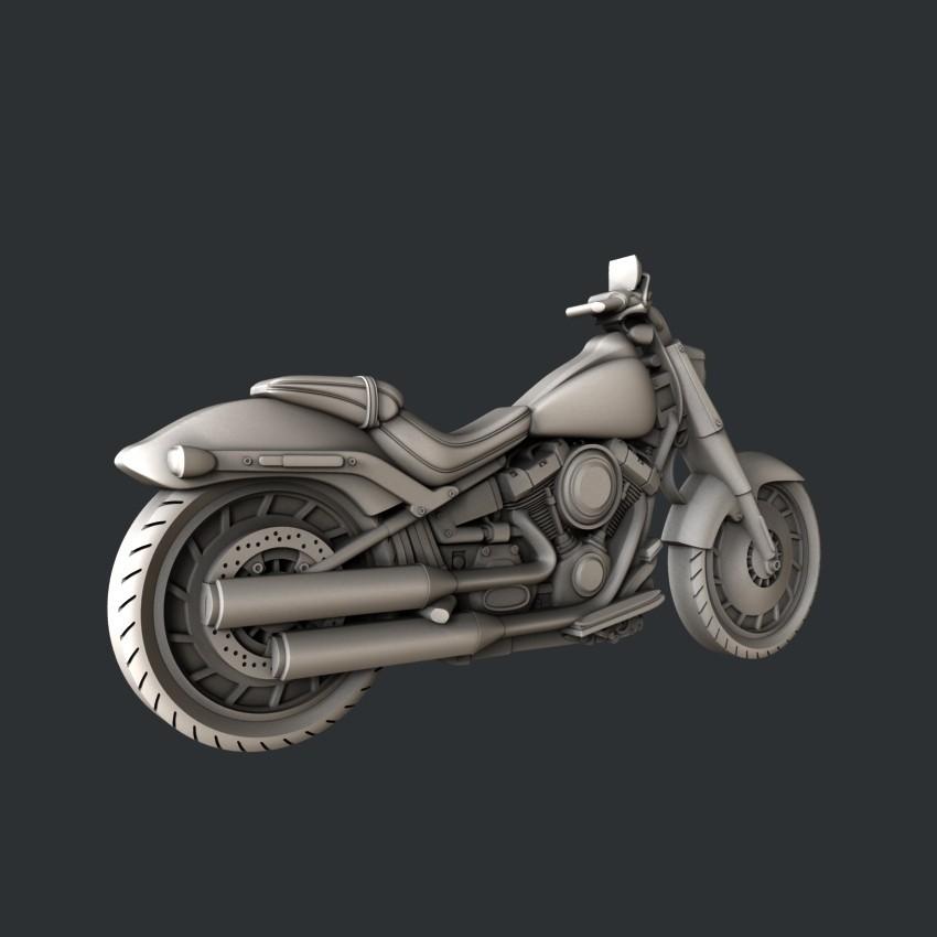 P52-1.jpg Download STL file 3d models motorcycle • 3D printable design, 3dmodelsByVadim