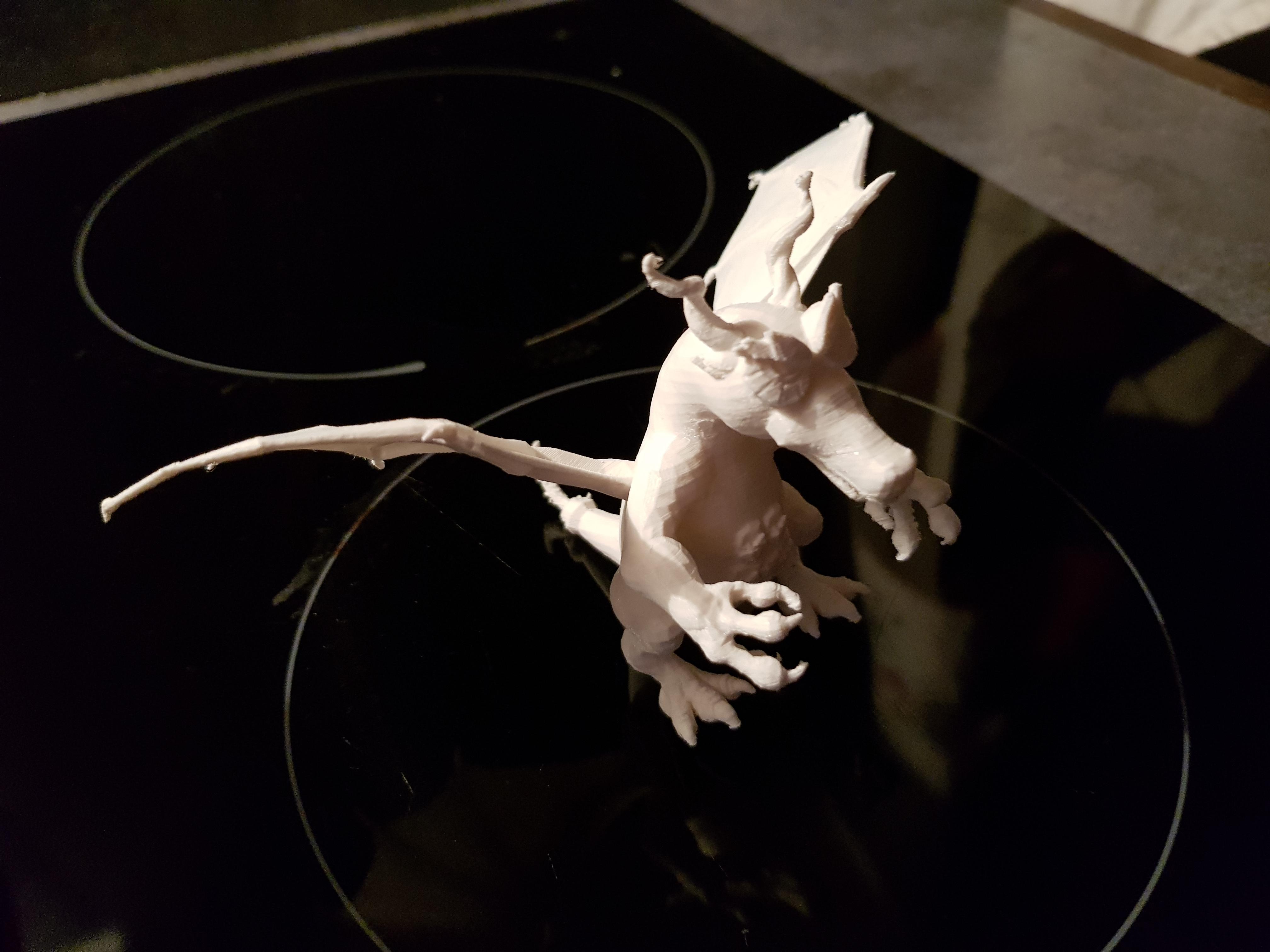 20180313_222226.jpg Télécharger fichier STL gratuit Dragonio - The Little Big Dragon • Objet pour impression 3D, StilTeg