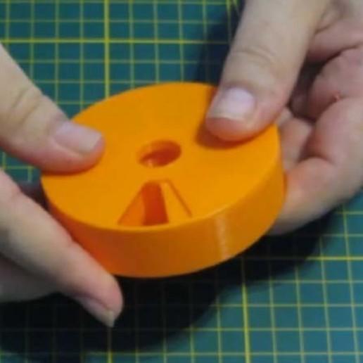 Download free 3D print files Pill box, KEtienne