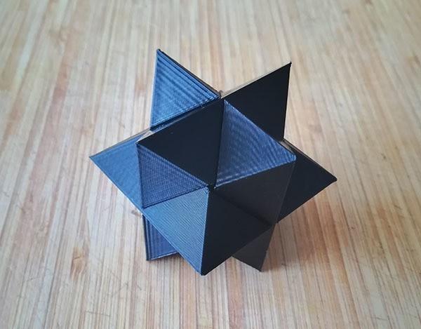 001.jpg Download free STL file Puzzle The Star of Galilee • 3D printer model, KEtienne