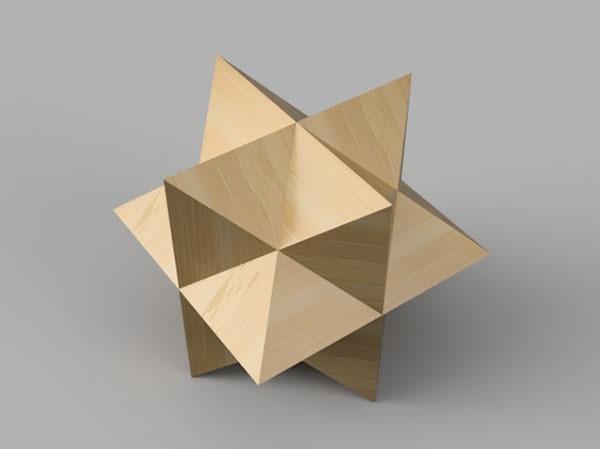 003.jpg Download free STL file Puzzle The Star of Galilee • 3D printer model, KEtienne