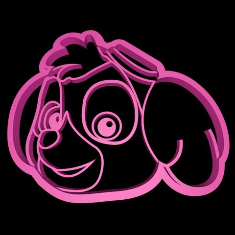 Skye.png Télécharger fichier STL Ensemble de coupe-cuisine de la Patrouille des pattes • Modèle pour imprimante 3D, davidruizo