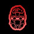 3D printer models Guardians of the Galaxy cookie cutter set, davidruizo