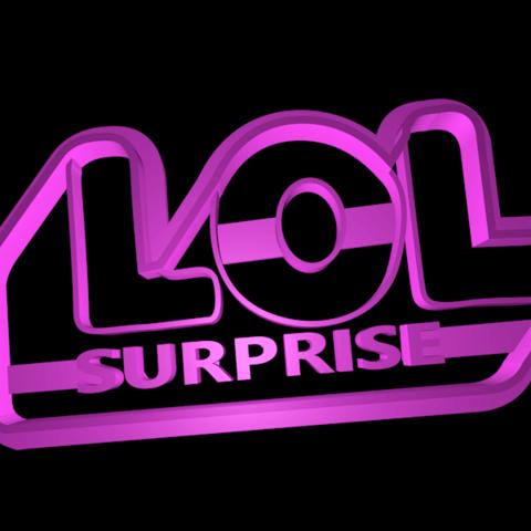 Download Stl File L O L Surprise Cookie Cutter Set Cults