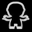 Diseños 3D Juego de cortapastas de la FNAF, davidruizo
