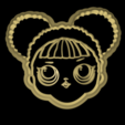 Download STL file L.O.L Surprise cookie cutter set , davidruizo