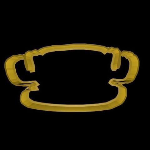 hat1.jpg Download STL file Hats cookie cutter set • 3D print design, davidruizo