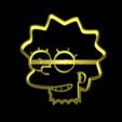 Impresiones 3D El juego de cortadores de galletas Simpson, davidruizo