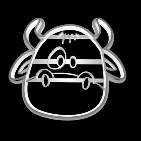 Automobile Logo 110 Cookie Cutter