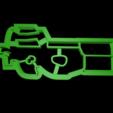 Descargar archivos 3D Juego de cortapastas para pistolas, davidruizo