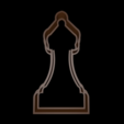 cookie (2).png Download STL file Chess Cookie cutter set • 3D print object, davidruizo