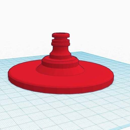 Sin_título.jpg Download free STL file A shower where you want with hose coupler • 3D print model, madsoul666