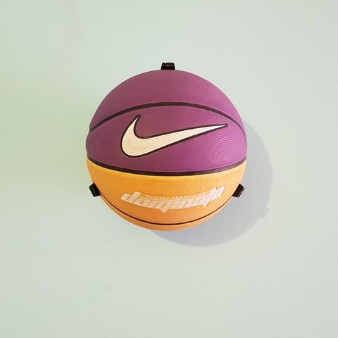 Télécharger plan imprimante 3D gatuit Support mural pour ballon, madsoul666