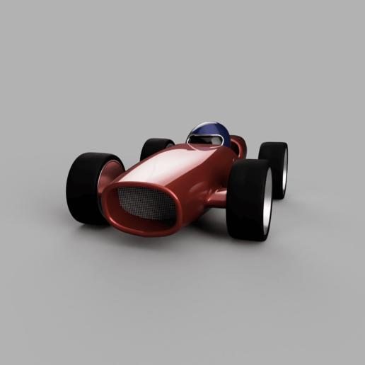 Download free 3D printer files Vintage Toy Car, madsoul666