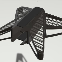 X-Pain.jpg Download free STL file Drone X-Pain • 3D printer model, madsoul666