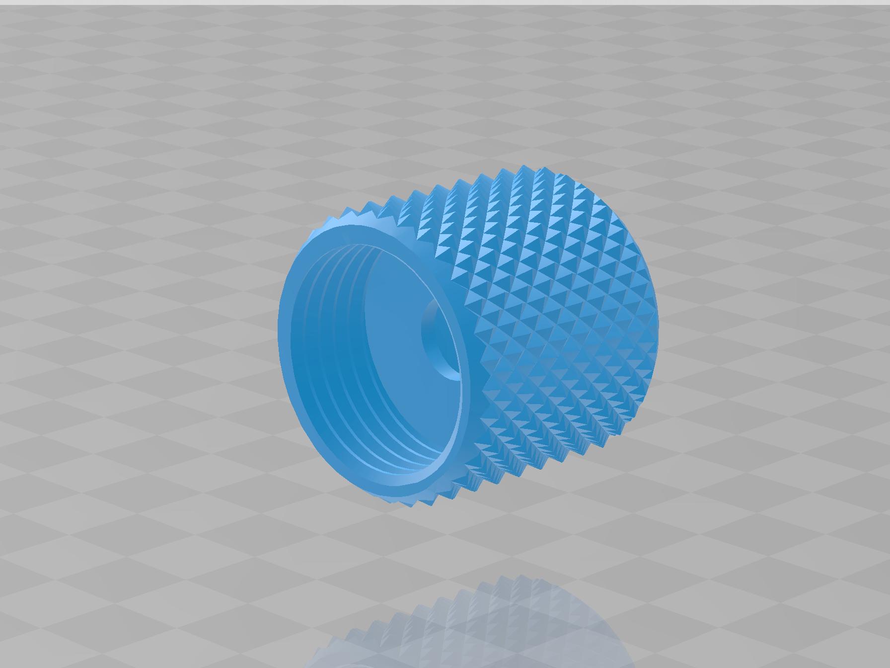 Watersaver_Garden_Faucet_.png Download free STL file Turbine Watersaver for garden faucet • 3D printer model, madsoul666