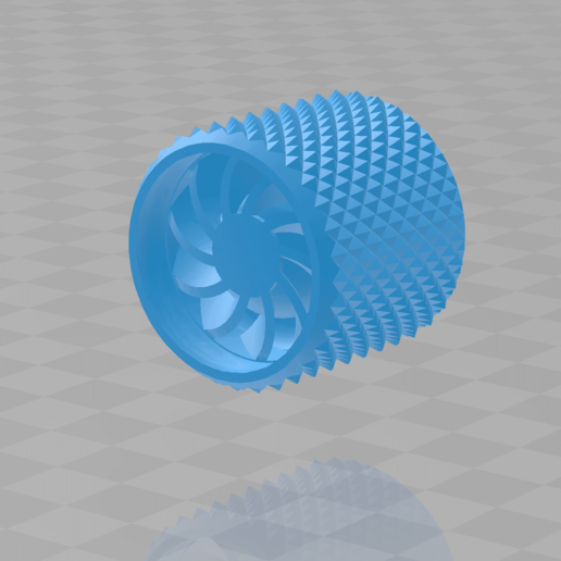 Watersaver_Garden_Faucet.png Download free STL file Turbine Watersaver for garden faucet • 3D printer model, madsoul666