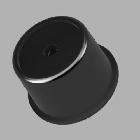 capsule.jpg Download free STL file Martello universal coffee capsule • 3D printable object, xkiki