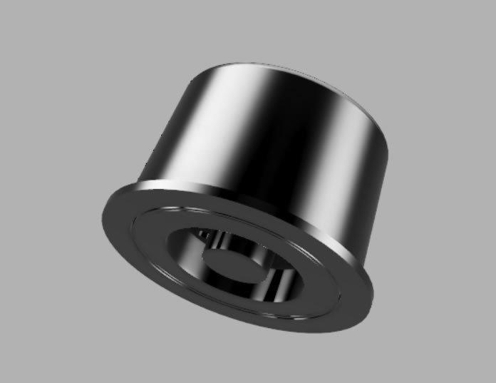 capsule1.jpg Download free STL file Martello universal coffee capsule • 3D printable object, xkiki