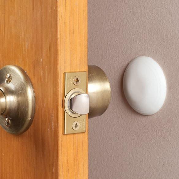 door-wall-protector.jpg Download free STL file WALL & DOOR PROTECTOR • 3D printing template, xkiki