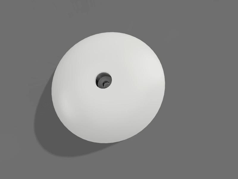 door-wall-protector2.png Download free STL file WALL & DOOR PROTECTOR • 3D printing template, xkiki