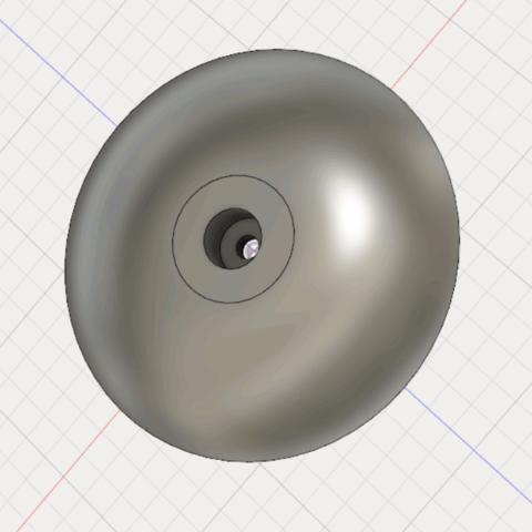 door-wall-protector4.png Download free STL file WALL & DOOR PROTECTOR • 3D printing template, xkiki