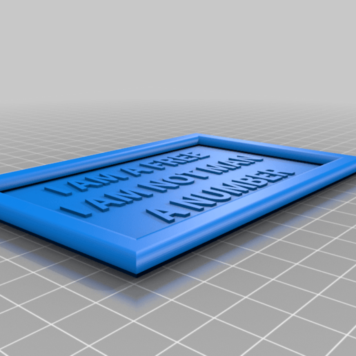 badTypesetting.png Download free STL file I AM AN ART • 3D print design, ecoiras