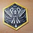 Download free 3D printer designs Angel/Demon Puzzle, ecoiras