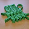 Free 3D printer file The Mad Cobra, ecoiras