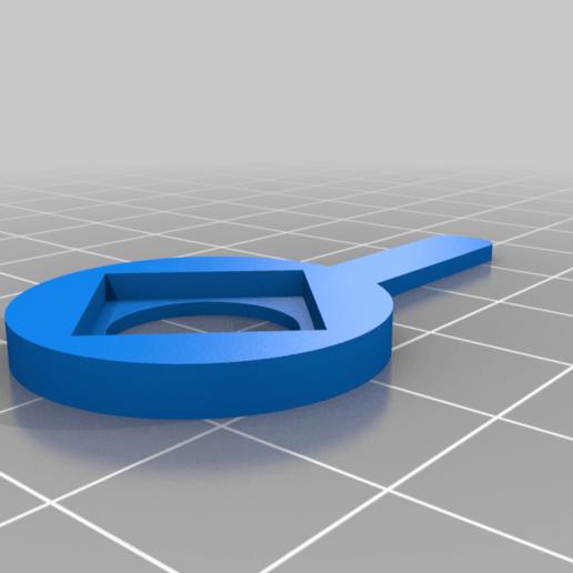 hourHand.png Télécharger fichier STL gratuit Horloge d'apprentissage à engrenages • Modèle à imprimer en 3D, ecoiras
