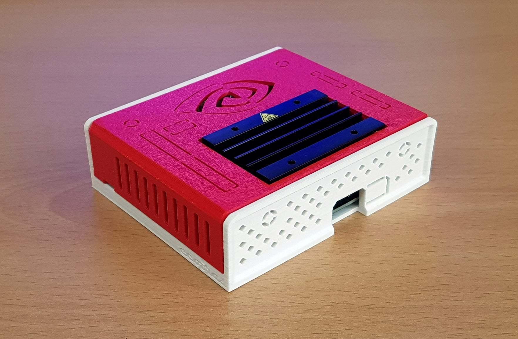 NanoBoxABSforB01_2.jpg Download free STL file NanoBoxABS for B01 • 3D printer model, ecoiras