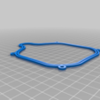 surgicalFrame8FullRings.png Download free STL file Surgical Mask Frame • 3D printing object, ecoiras